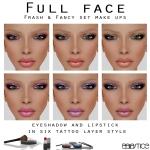 Baiastice_Frash & Fancy-Full face makeups