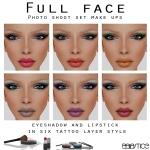 Baiastice_Photo shoot-Full face makeups