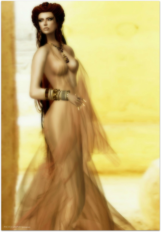 Blush skins Elle pale nude